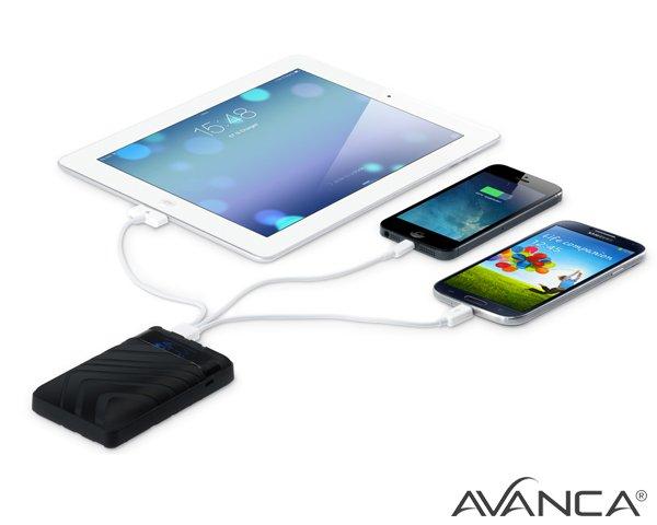 Avanca Powerbar Pro 9000mAh Notfall Akku 34€ @1dayfly