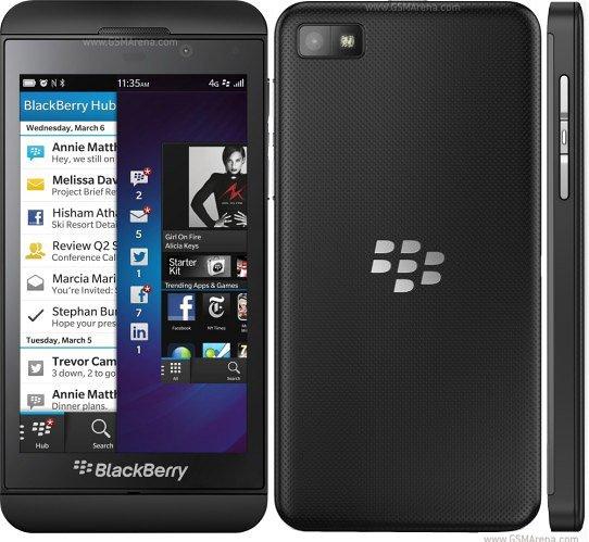 Amazon Marketplace (wie neu) | Blackberry Z10 in schwarz oder weiß | 149,95 inkl. Versand