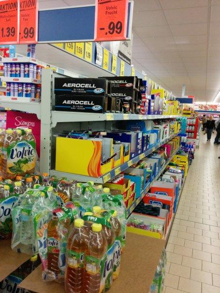 LIDL Gr. Linden 35440(BUNDESWEIT?/Zum Teil) Volvic Frucht 1,5l für 0,99€