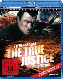[Media Markt Göttingen] Steven Seagal True Justice Collection
