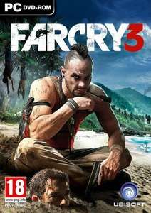 Far Cry 3 Uplay Key 5,99€