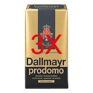 3x 500g DALLMAYR »Prodomo« gemahlen + 1 Dose »Münsterland Macchiato« für 10,46€ incl. Versand @ otto.de