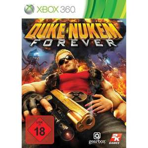 Duke Nukem Forever für ca. 16 € Xbox360