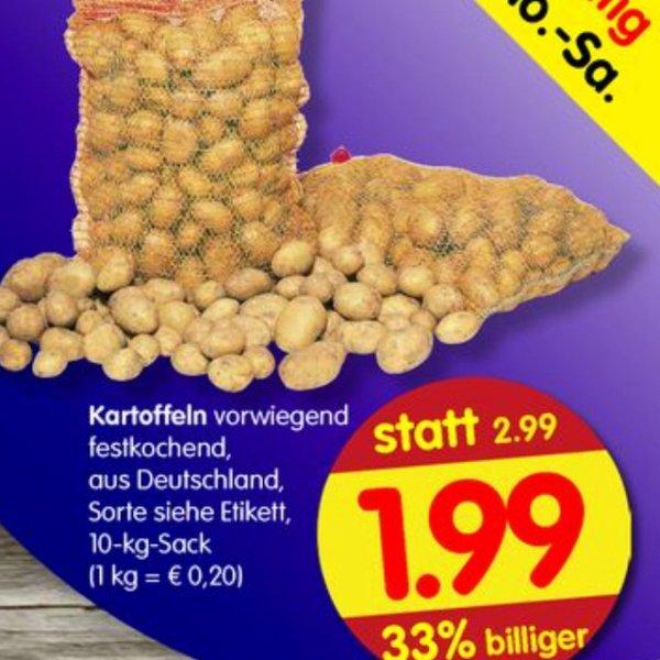 10kg Kartoffeln nächste Woche bei Treff3000 für 1,99€