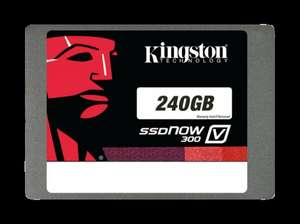 (Media Markt) KINGSTON SSD SV300S37A / 240 GB inkl. Versandkosten 89 Euro