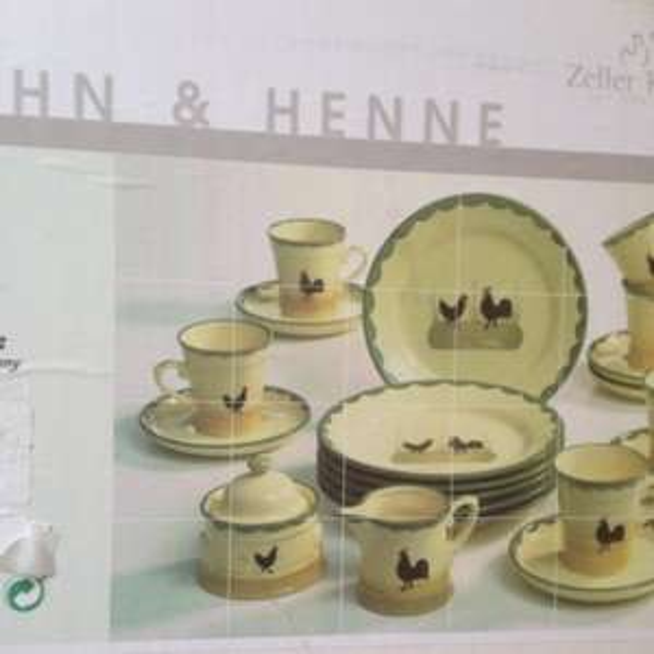 Hahn & Henne Kaffeeservice Metro MH 35,70€