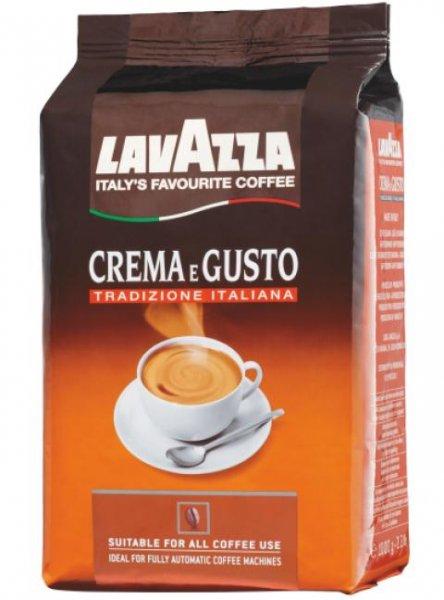 1KG Lavazza Crema e Gusto Tradizione Italiana Kaffeebohnen für 9,99€ @saturn