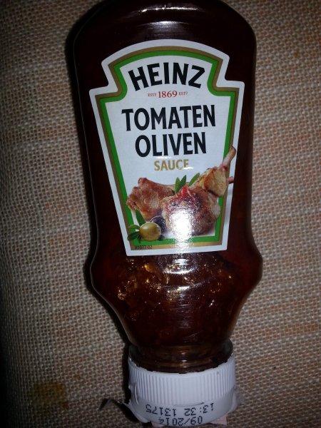 [KIK - Lokal Lörrach ?] Heinz Tomaten Oliven Sauce 220ml MDH Ende 09/14 bei KIK für 10 Cent