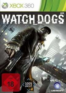 Watch Dogs XBox360 45,99€ @gameversandhaus