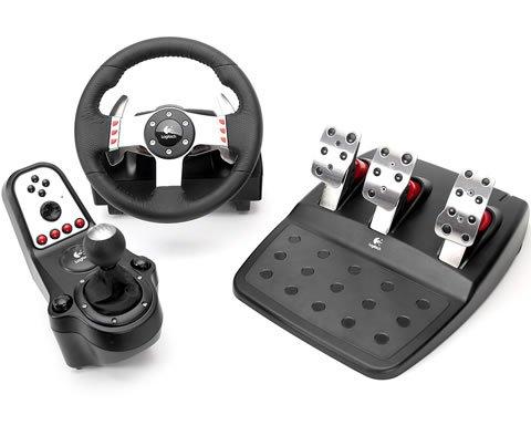 Logitech G27 Racing Wheel - nur noch heute!