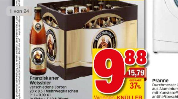 Franziskaner  Kasten Ratio Baunatal 9,88