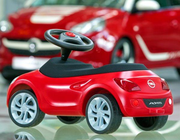 Für die kleinen Opel-Fans: Little ADAM Rutschauto -46% bei Tchibo