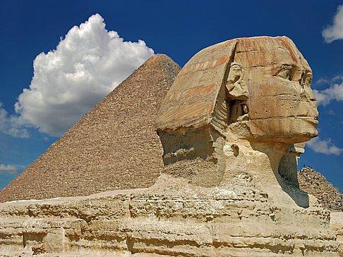 Flüge: Kombireise Indien und Ägypten (Kairo) 387,- € gesamt