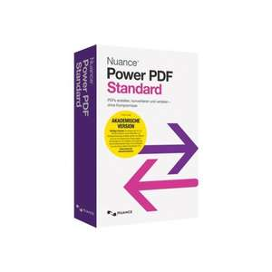 [Studenten] Nuance Power PDF Standard Education
