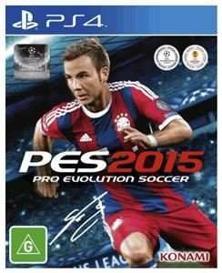 Pro Evolution Soccer 2015 (PS4, Xbox One) für 45,89€