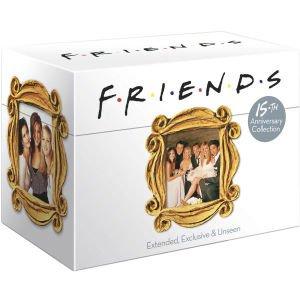 Friends Anniversary Edition komplette Serie auf DVD