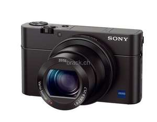 [Schweiz, Studenten] Sony DSC-RX100 III für 799 CHF (=660€)