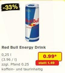[Netto MD] Booster Freebie oder Red Bull für 0,49€ mit 0,50€ Cashback (Reebate)