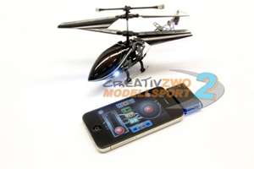 i-Helicopter Hubschrauber 3 Kanal 3 CH steuerbar mit iPad / iPhone
