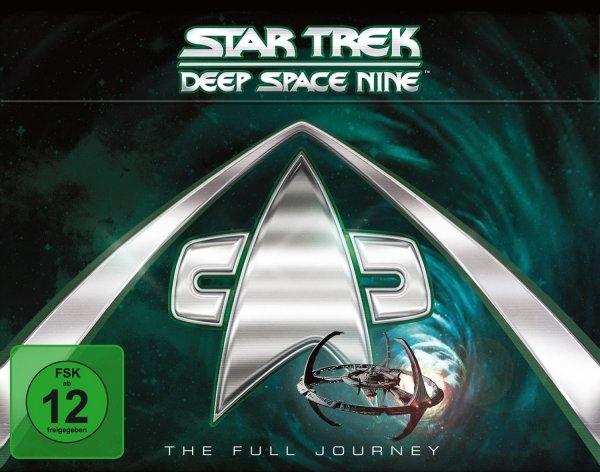 Deep Space Nine komplett - DVD - 68,93 Euro - Amazon.es