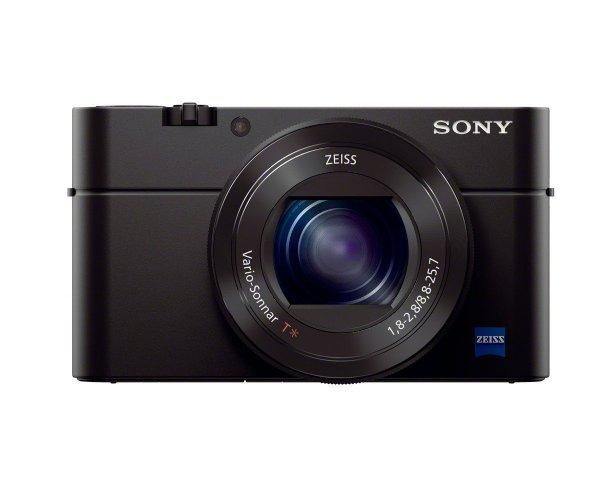 Sony RX100 III (DSC-RX100M3) schwarz 712,55€ @Amazon.fr (Idealo: 797,00€)