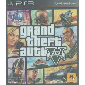 [Play-Asia.com] Grand Theft Auto 5 Playstation 3, Idealo.de ab 34,97€
