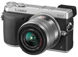 Panasonic DMC-GX7KEG +14-42mm für 465,98 €