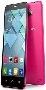 Alcatel OneTouch Hero 8020D Smartphone 15,2 cm (6 Zoll) Display, 13 Megapixel Kamera, 1,5 GHz, Quad-Core Prozessor, 2 GB RAM, Android