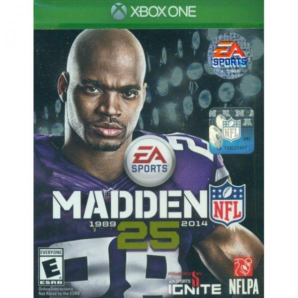 Madden NFL 25 (XBOX One) für ~14€ @Play-Asia