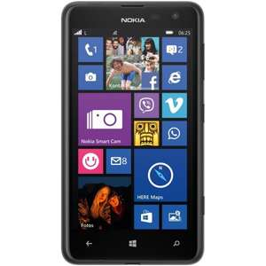 (Update) eBay WoW: Nokia Lumia 625 (11,9 cm 4,7 Display, 5 Megapixel Kamera, 8 GB, Windows 8, black B-Ware zu 89,90 Euro inkl. Versand