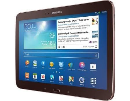 SAMSUNG Galaxy Tab 3 10.1 LTE für 234,99 € @MP OHA