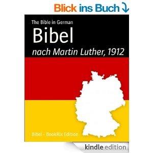 DIE BIBEL gratis als Kindle-eBook!
