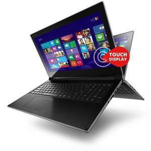 "Lenovo Flex 15D (59405766) für 399€ @ Comtech - 15,6"" Notebook mit 300 Grad drehbarem Touch-Display"