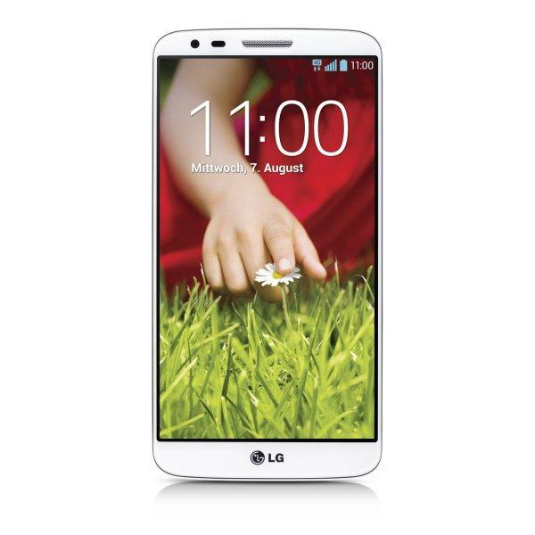LG G2 32GB weiß Amazon wie NEU