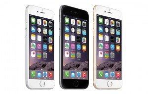 100min+100sms+300MB + Iphone 6 16GB (31,90€/Monat o. 766€); 64GB 36,24€/Monat o. 869€)