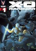 Kostenloser Comic: X-O Manowar #1 @Humble Bundle