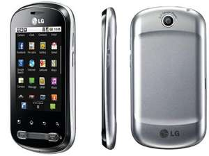 LG P350 Optimus ME (Android 2.2) für 89.50€ @ dailydeal