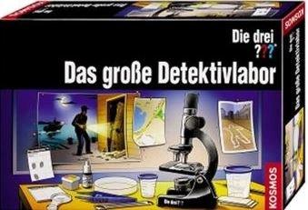Kosmos Die drei ??? Das große Detektivlabor (galeria-kaufhof.de)