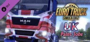 Euro Truck Simulator 2 - UK Paint Jobs Pack (und viele andere) für 9 Cent @ Steam