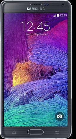 Samsung Galaxy Note 4 32GB + Vodafone Smart XL (1750MB LTE,+Allnet-Flat+SMS-Flat) für 1018,76€ über 24 Monate