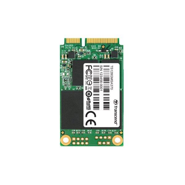 Sie sparen 41% Transcend MSA370 interne mSATA SSD 128GB (mSATA, 6Gb/s, MLC)