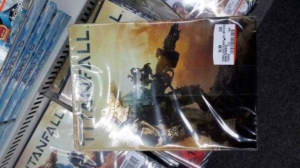 [LOKAL Bremen MM Waterfront] Titanfall Steelbook 14,99€ für PC