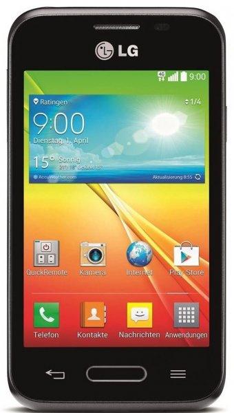 [MM Wetzlar] LG L40 für 57€ (Android KitKat 4.4.2)