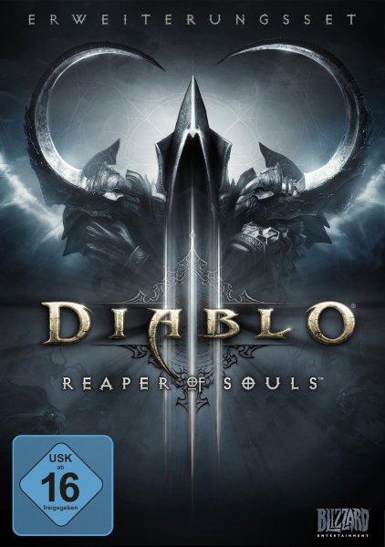 Diablo 3 Reaper of Souls Add-on