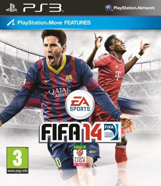 Fifa 14 für PS3 5,48€ inkl. Versand