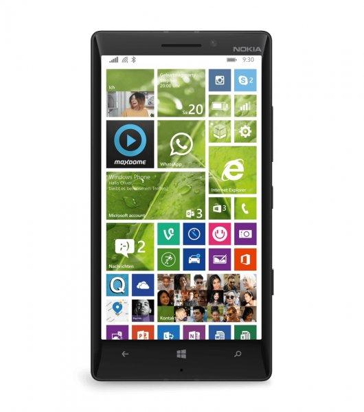 Nokia 930 32 GB Black für 304€ @Smartkauf