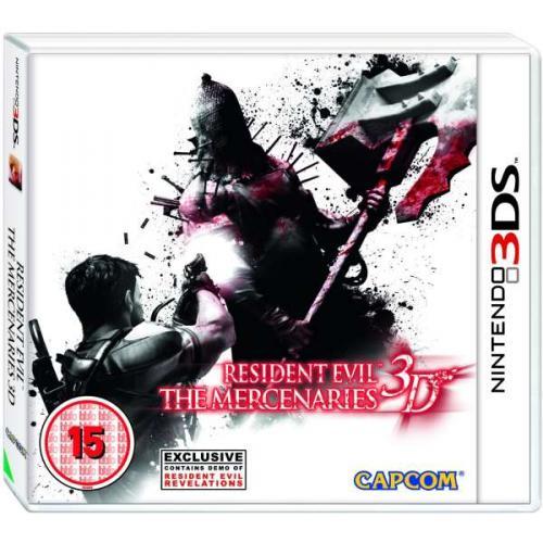 Resident Evil:The Mercenaries-Nintendo 3DS (inkl. Resident Evil Revelations Demo) für ca.20,28€ inkl.Versand
