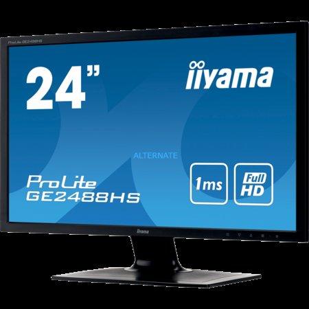 """Iiyama LED-Monitor 24"""" (Full-HD) bei ZackZack"""