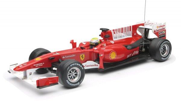 New Ray 83645B - Funkferngesteuertes Fahrzeug Ferrari F1 2010 Felipe Massa, Maßstab 1:12 / 27,87 € inkl. Versand