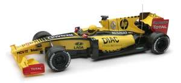 New Ray 83675B - Funkferngesteuertes Fahrzeug Renault F1 2010 Vitaly Petrov, Maßstab 1:18 / 21,57€ oder 18,57€